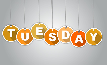 tuesday: this is orange tag tuesday