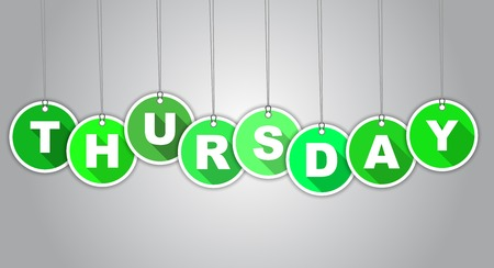 thursday: This is green tag thursday