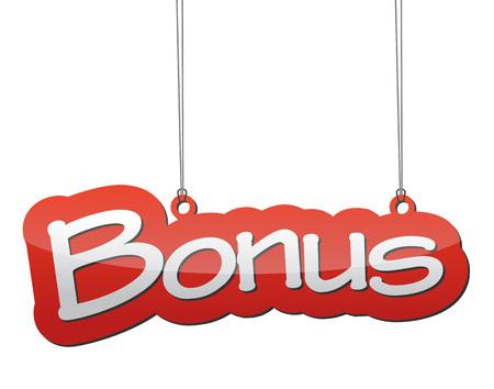 extra money: This is red background bonus