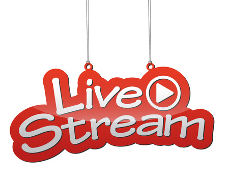 This is background live stream
