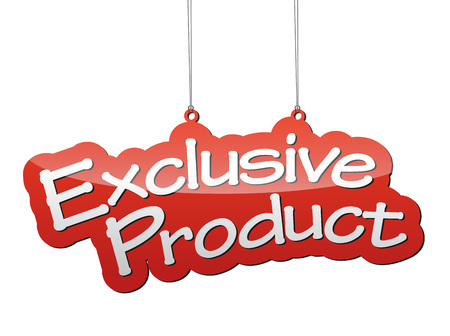exclusive: This is red vector background exclusive product