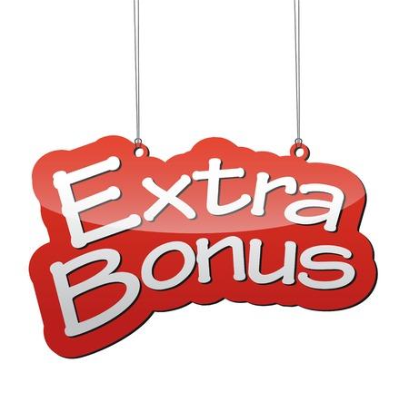 bonus: This is red vector background extra bonus