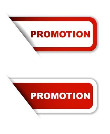 promotion, sticker promotion, red sticker promotion, red vector sticker promotion, set stickers promotion, design promotion, sign promotion