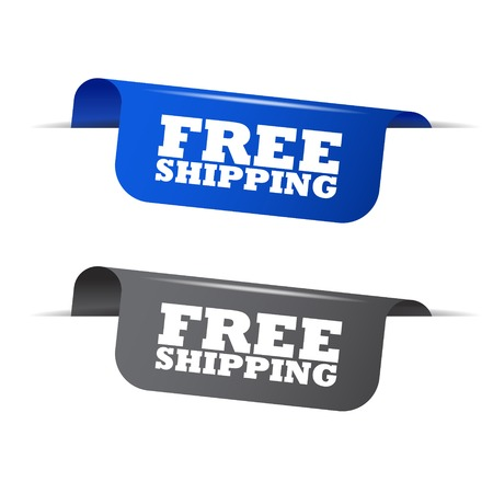 free shipping, element free shipping, blue element free shipping, gray element free shipping, vector element free shipping