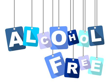 alcohol vrij, blauwe vector alcohol vrij, platte vector alcohol vrij, achtergrond alcohol vrij