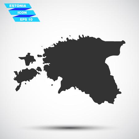 灰色のエストニア アイコン