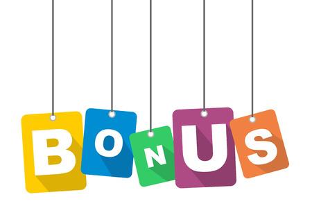 vector illustratie achtergrond bonus