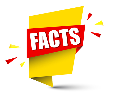 Banner facts illustration