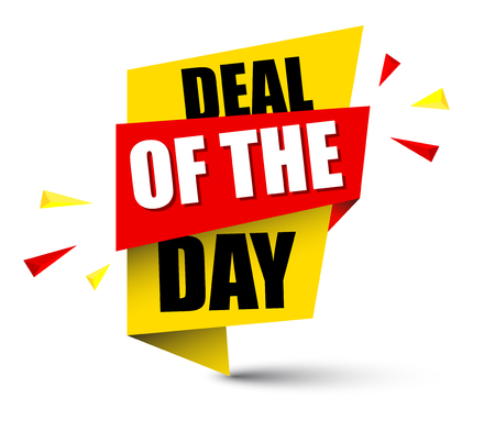 banner deal of the day