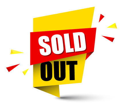 Banner sold out