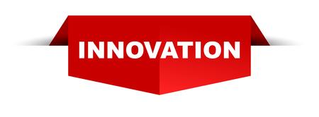 Innovation banner design template
