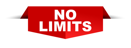 banner no limits Illustration