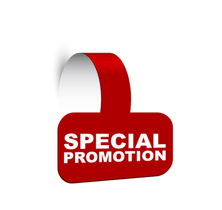 banner special promotion