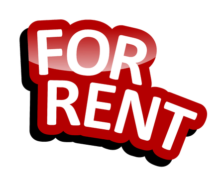 banner for rent Vettoriali