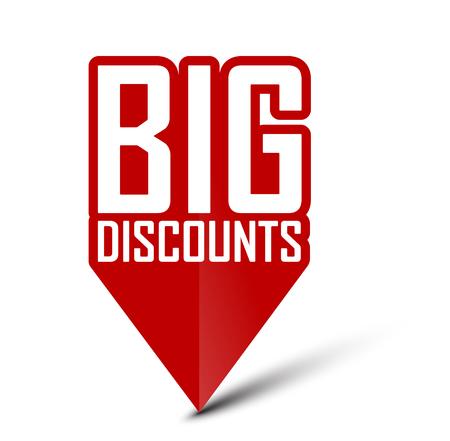 banner big discounts