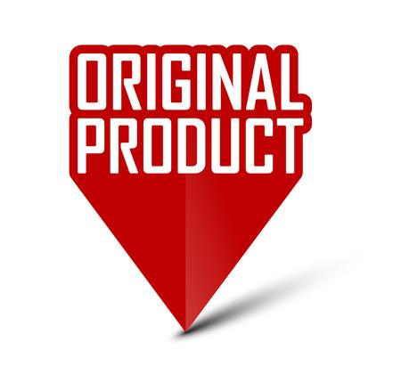 banner original product Vetores