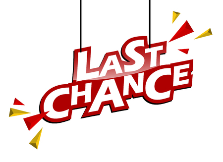 red and yellow tag last chance