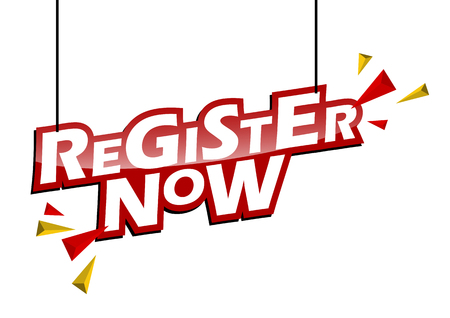 red and yellow tag register now