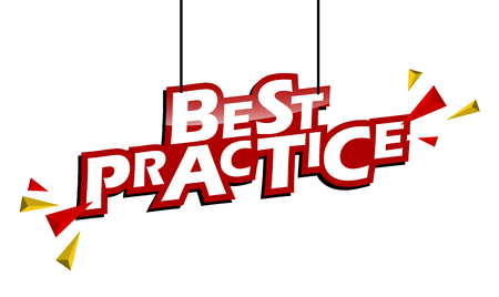 Best Practice für rote und gelbe Markierungen