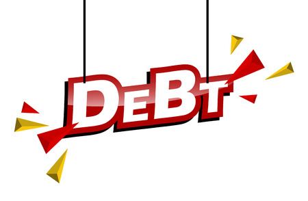 red and yellow tag debt