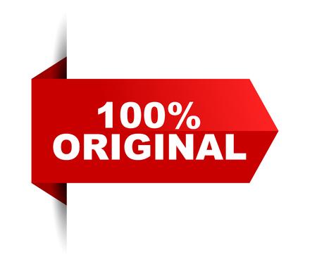 banner 100% original