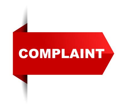 banner complaint