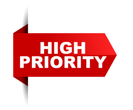 banner high priority