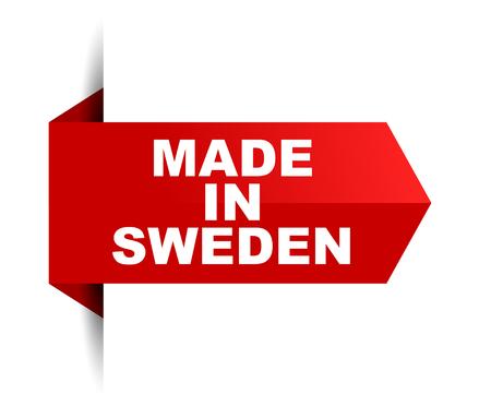 banner made in sweden