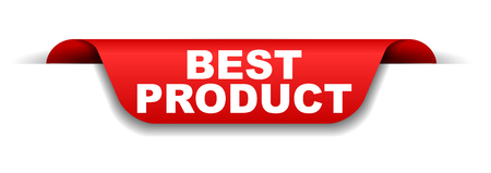 red banner best product