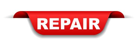 red banner repair