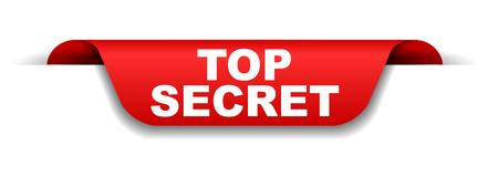red banner top secret