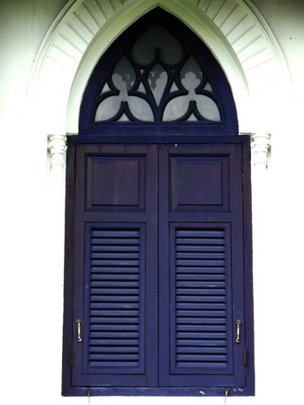 casement: Window,Bangkok,Thailand