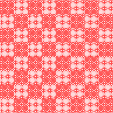 Background with pink checkerboard for a board game Checkers