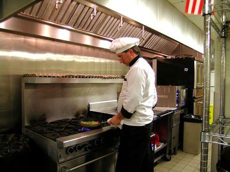 Chef, Saute