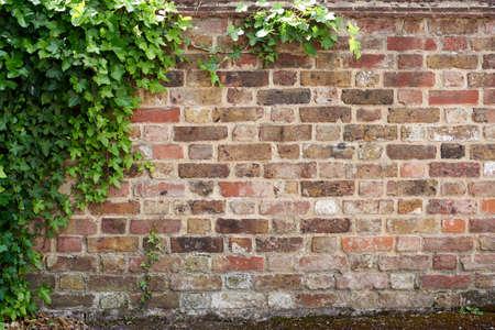Brick wall background texture, good for graffiti Stock Photo
