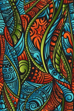 Abstrakte nahtlose wallpaper Standard-Bild - 10671656
