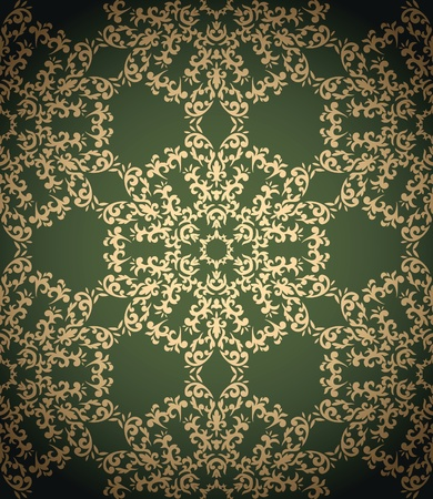 Luxury repeating background Vector