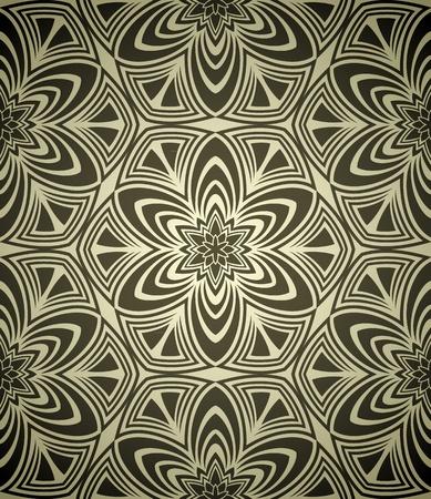arabesque wallpaper: Seamless wallpaper in stile retr�