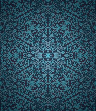 그라데이션 배경과 원활한 패턴