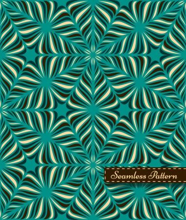 light brown background: Stylized frozen seamless pattern on white background