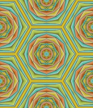 Bright and colorful abstract pattern