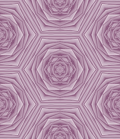 Magenta abstract seamless wallpaper. Unusual. Vector