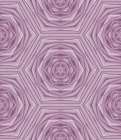 magenta decor: Magenta abstract seamless wallpaper. Unusual. Illustration