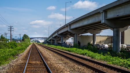crossway: Highway and Rail Transportation