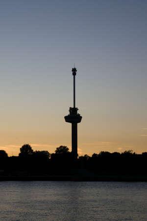 rotterdam: Euromast Rotterdam