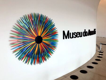 The Museum of Tomorrow, in Rio de Janeiro, Brazil.