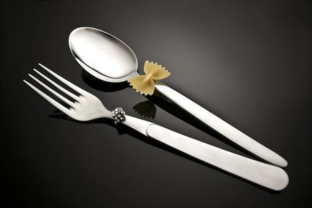 butterfly knife: Elegant cutlery