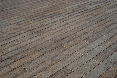 macadam: Stone pavement