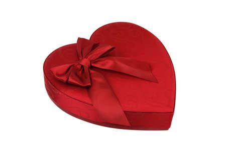 Heart Candy Box Stock fotó - 8384772