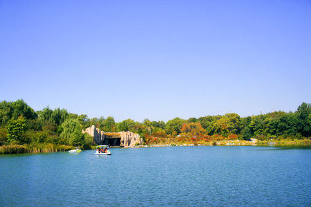 Shenyang World Expo 版權商用圖片